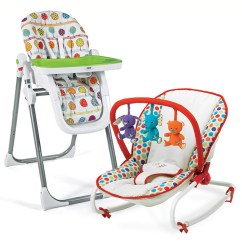 Chair Gym Argos Big Lots And Ottoman Www Co Uk Buy Highchairs Baby Bouncers At