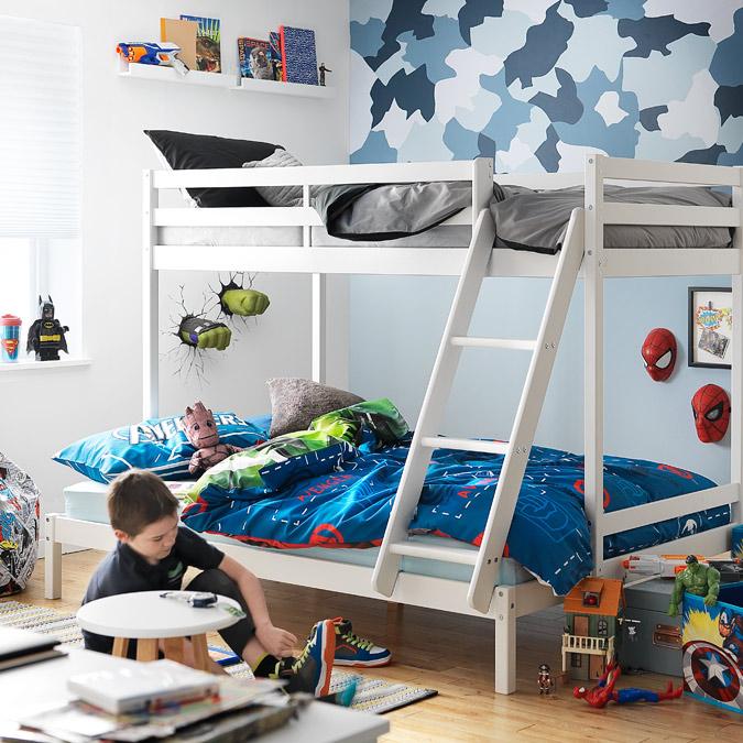 Shared Bedroom Ideas for Kids  Argos