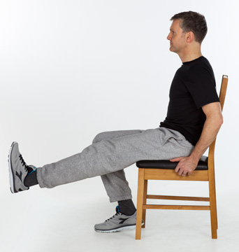 chair gym argos how much do adirondack chairs cost exercises go ankle stretch