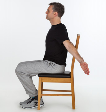 chair gym argos beach chaise lounge exercises go repeat this 5 times