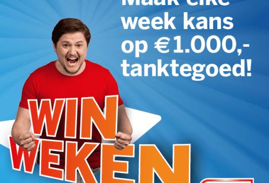 De Argos Win Weken zijn van start!
