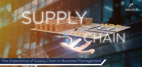 supply chain and business management