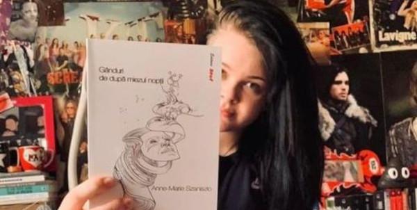 Anne-Marie Szaniszlo şi-a scris gândurile de după miezul nopţii
