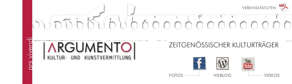 Argumento - Verein für Kultur- und Kunstvermittlung