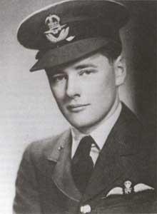 F/Lt Ralf Allsebrook