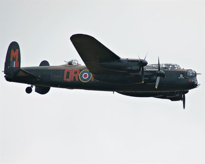 Avro Lancaster B I PA474 (Battle of Britain Memorial Flight)