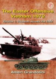 Easter Offensive Vietnam 1972 Book Cover