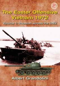 Easter Offensive Vietnam 1972 Volume Book Cover