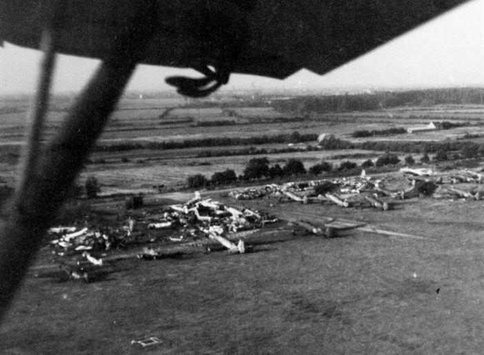 Lübeck airfield
