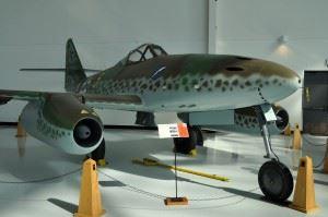 Me262A-1 Replica in the US Evergreen Museum. (Credits: Eric Sallard)