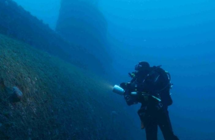 Wreck of the HMS Perseus