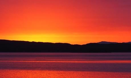 Short Break Cruise   Argyll Cruising   Hebrides Cruise   Scotland   Sunset