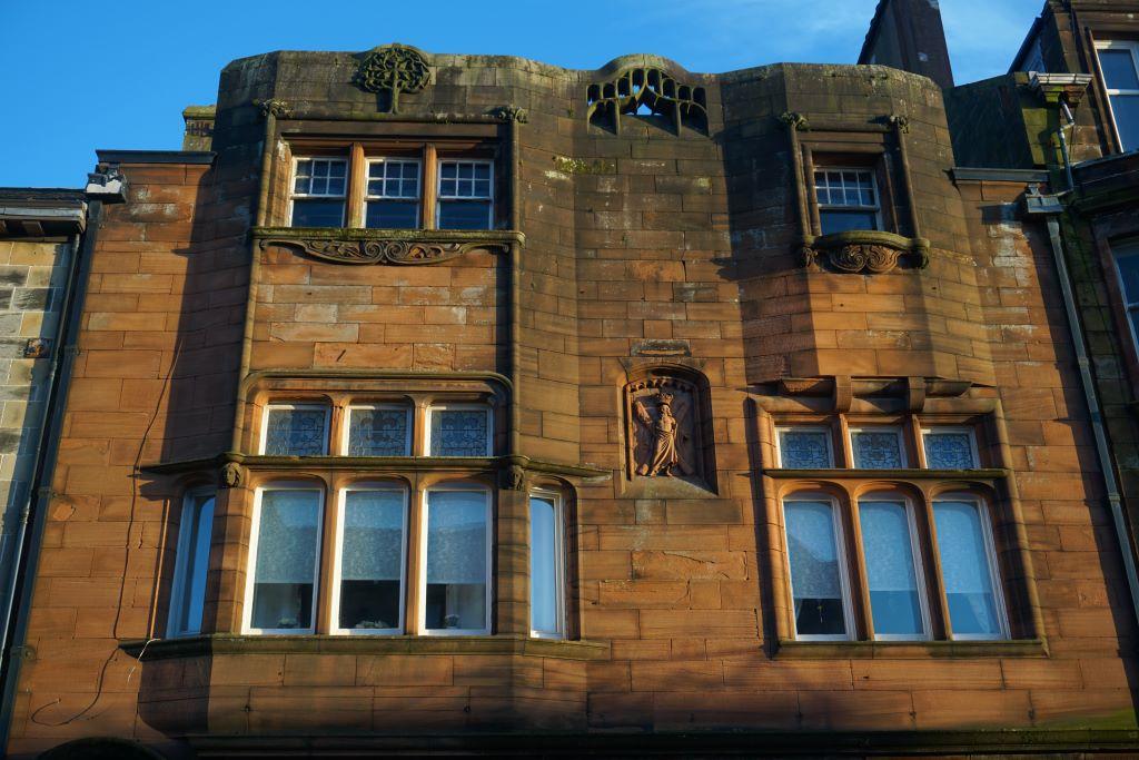 'Mackintosh Club'