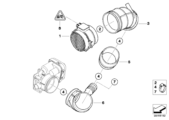 Intake Boot