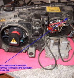 official diy quad bi xenon conversion complete with more than 100 rh forum e46fanatics com bmw r80 wiring schematic bmw r80 wiring schematic [ 1600 x 1200 Pixel ]