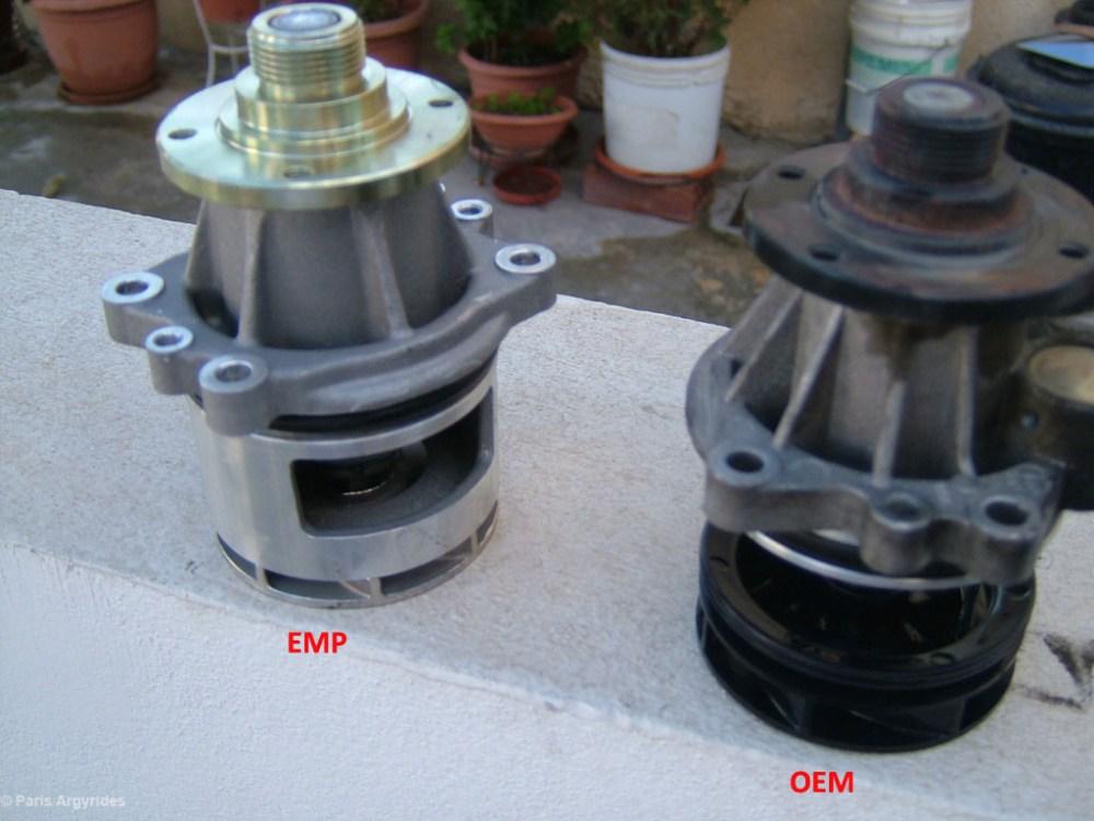 medium resolution of diy stewart water pump expansion tank coolant change 2 tensioner pullies e46fanatics