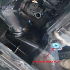 Bmw E46 Radiator Diagram Bird Digestive System Engine Coolant Drain Plug Location Get Free