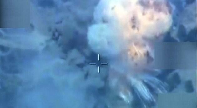 Hava Operasyonlarında 6 Terör Örgütü Kampı Vuruldu