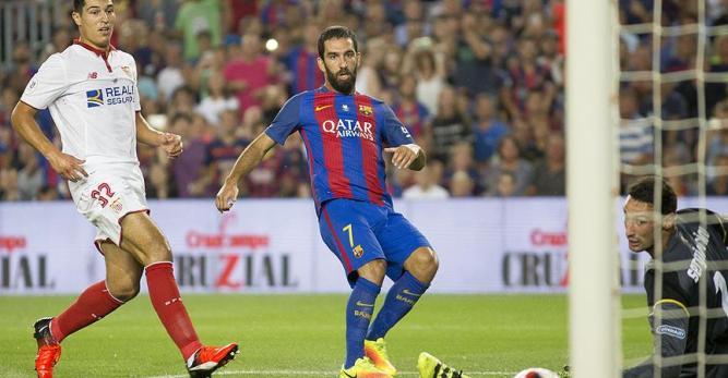 Barcelona Süper Kupa'yı Arda'yla Aldı