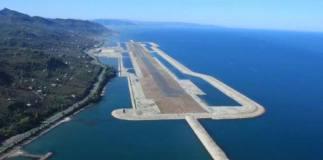 Rize Artvin Havalimanı'nın Temeli Atıldı, Açılış Hedefi 2022