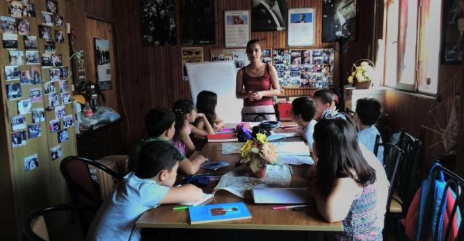 ADD Arhavi Şubesi'nde Çifte Eğitim Etkinliği