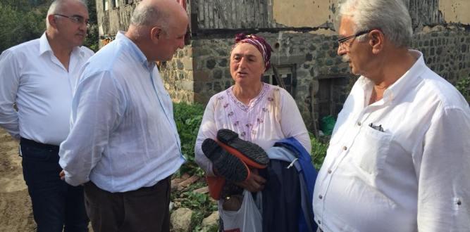 """CHP'li Bayraktutan: """"Geçmişten Ders Alınmazsa Daha Çok Sel Olur."""""""