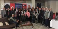 CHP Arhavi İlçe Kongresi Yapıldı! Engin Erkan Yeniden Başkan Seçildi