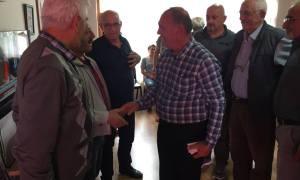 Vasfi Kurdoğlu'ndan CHP'ye Ziyaret
