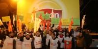 Arhavi'de Lipton Fabrikasının Kapatılması İlçeyi Ayağa Kaldırdı