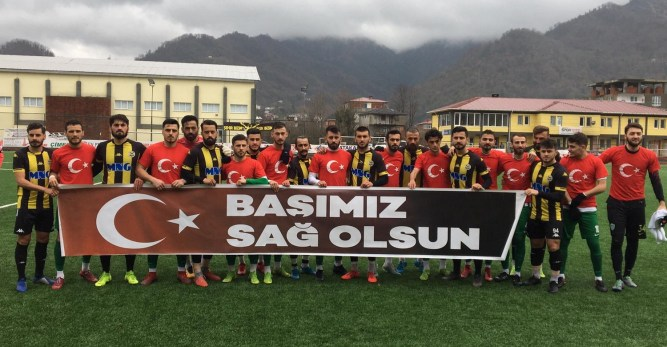 Arhavisporumuz Şampiyonluğa Koşuyor! Arhavispor 2-0 Çayelispor