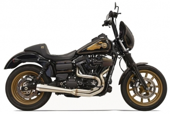harley davidson dyna exhausts fxd