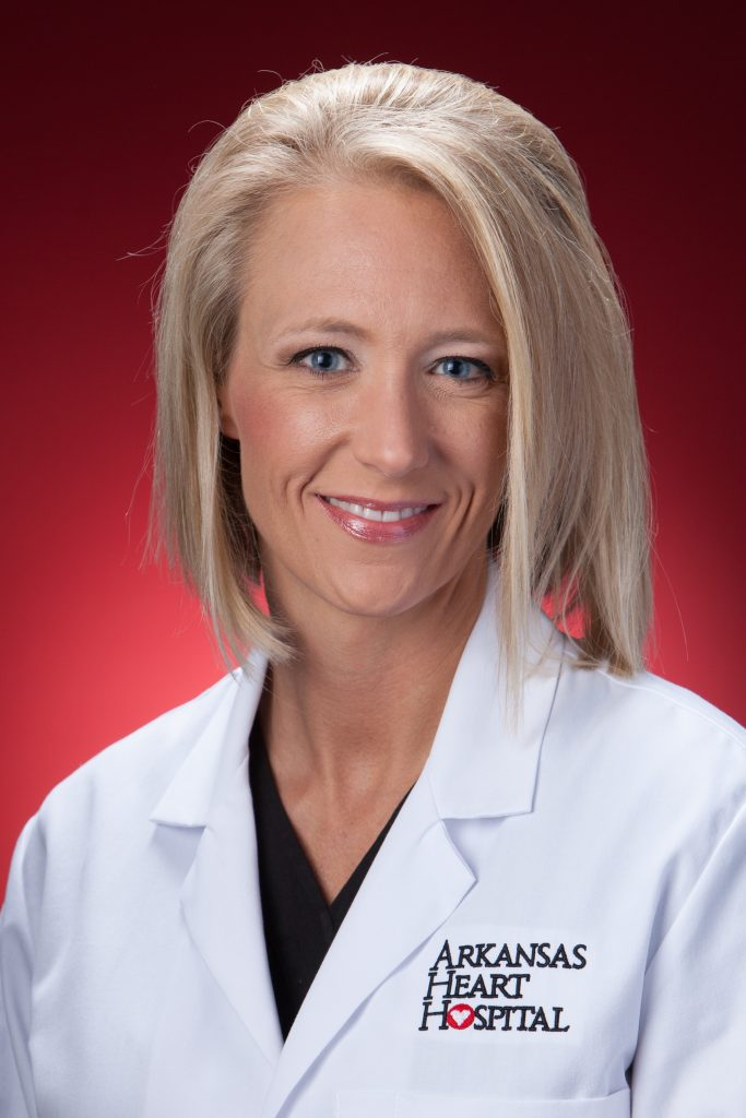 Sara Thompson Aprn Arkansas Heart Hospital