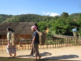 Scenes from rural Shan State