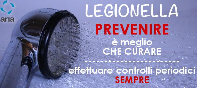 prevenzione legionella