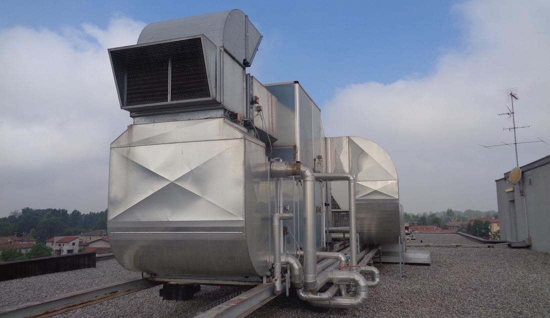 sanificazione impianti aeraulici