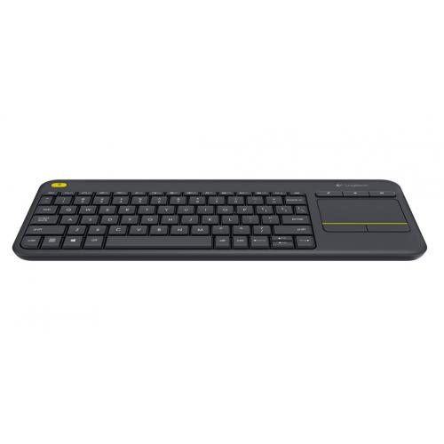 Logitech Wireless Touch Keyboard K400 Plus QWERTY UK