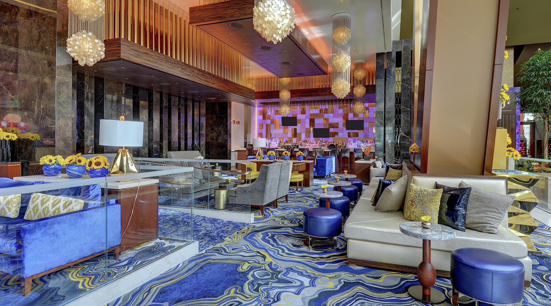 Bars in Las Vegas  Lobby Bar  ARIA Resort  Casino