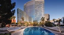 Aria Las Vegas Pool