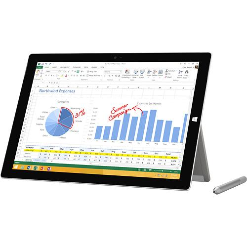 Surface Pro 3 Rentals