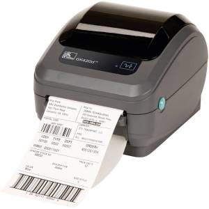 zebra gx420d label printer