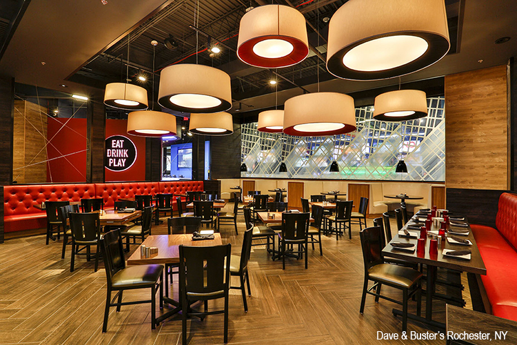 Aria Group Architects  Dave  Busters
