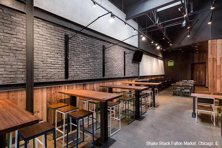 Aria Group Architects  Shake Shack