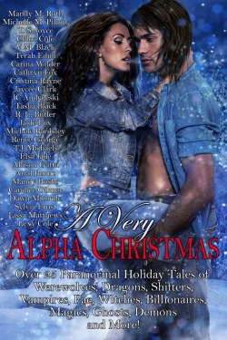 A Very Alpha Christmas - the box set with Frostbitten Hearts featuring Jack Frost