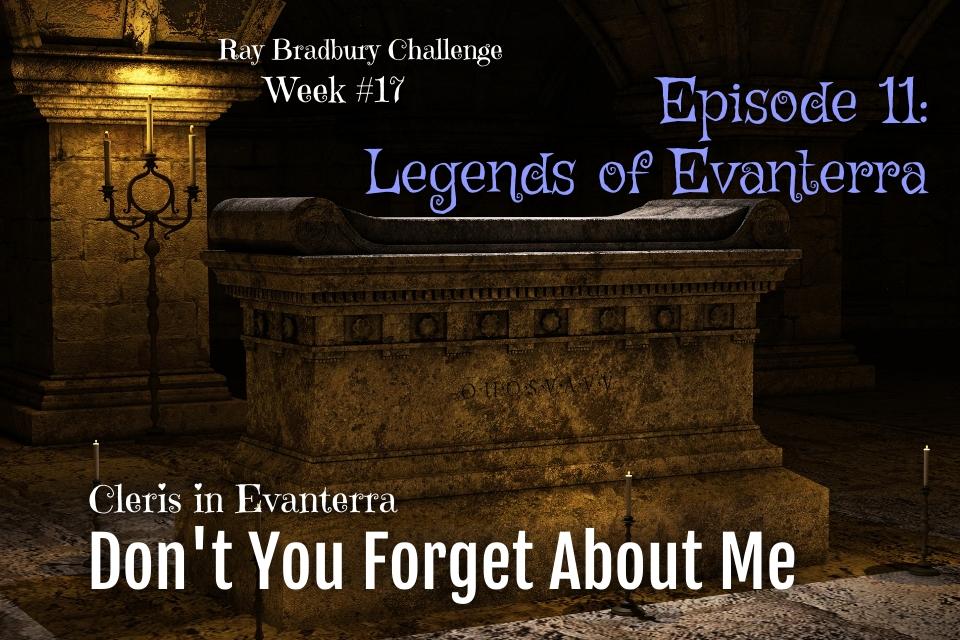Ray Bradbury Challenge – Week #17
