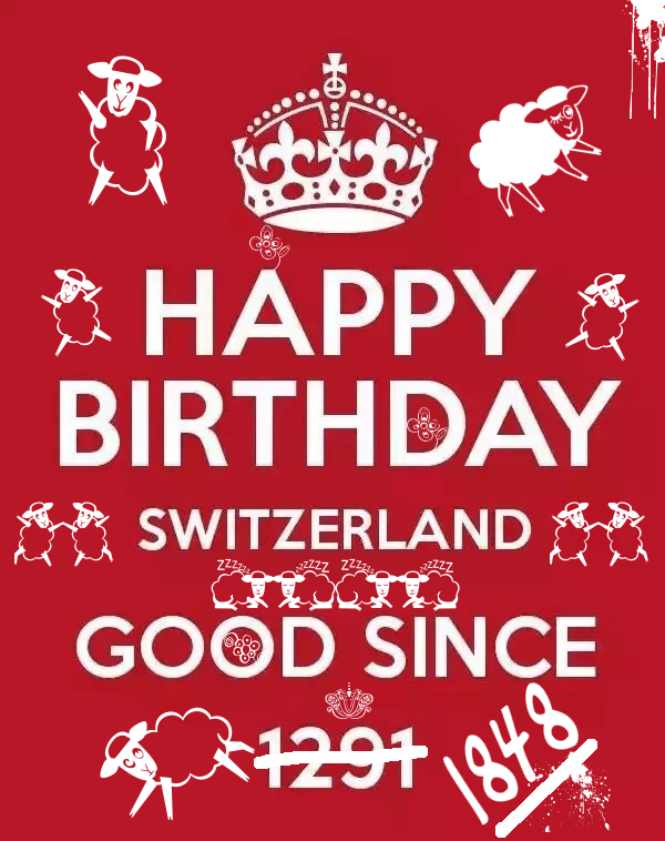 HappyBirthdaySwitzerland