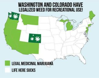 Cannabis au Colorado