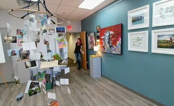 Exposition de peinture Vocation en Art! Édition Mortagne-au-Perche