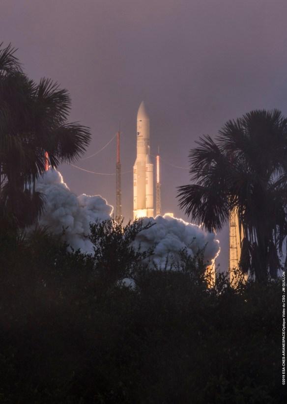 Calendrier Lancement Ariane 2019.Actualites Spatiales Du 4 Au 10 Fevrier Un Succes De Plus