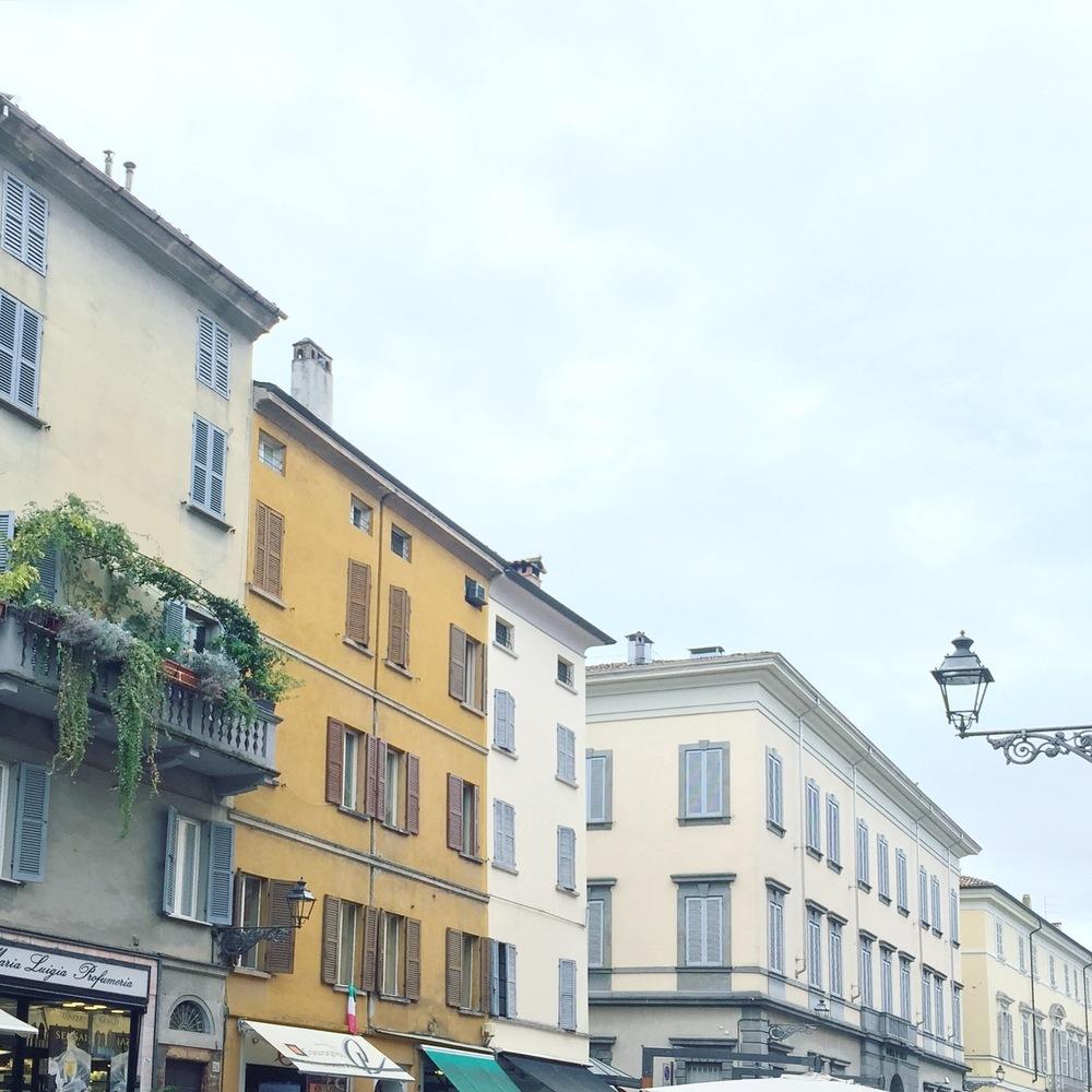 City Centre Parma