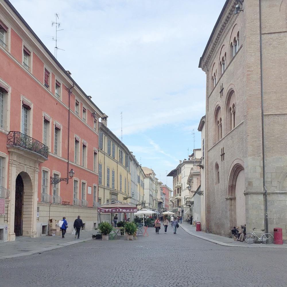 Piazza Duomo, Parma
